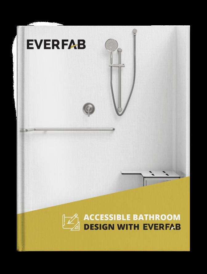 SHADOW Accessible Bathroom Design with EverFabBath